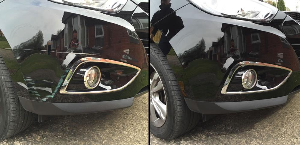 Car Scratch Repair Wolverhampton