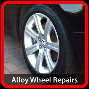Alloy Wheel Smart Repairs